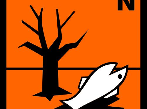 Ganz klar, das EU-Gefahrensymbol tritt beim Tierpark Friedrichsfeld in Kraft (Bild: Unbekannt, CC0 1.0)