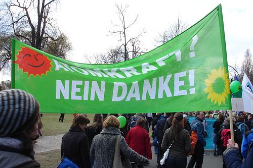 Atomkraft, nein danke! (Bild: BÜNDNIS 90/DIE GRÜNEN, CC BY 2.0)