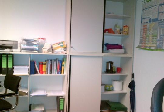 Büro im AGH (Bild: Silke Gebel, MdA; CC BY-NC-ND 2.0)