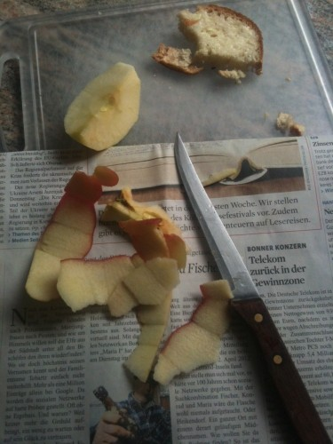 Bioabfall in meiner Küche (Bild: Silke Gebel, MdA; CC BY-NC-ND 2.0)