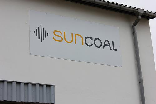 Biomasse von Suncoal (Bild: Katharina-Franziska Kremkau / Silke Gebel, MdA; CC BY 4.0)