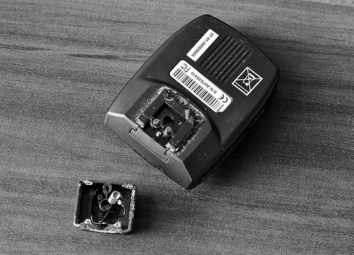 Kaputte Elektronik (Bild: Thomas Homberger, CC BY-NC-SA 2.0)