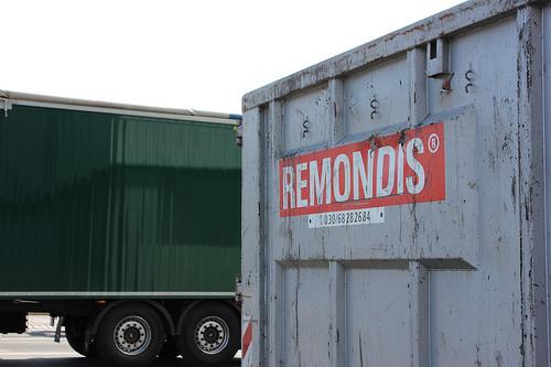 Recylingtonne von Remondis in Berlin-Neukölln (Bild: Katharina-Franziska Kremkau / Silke Gebel, MdA; CC BY 4.0)