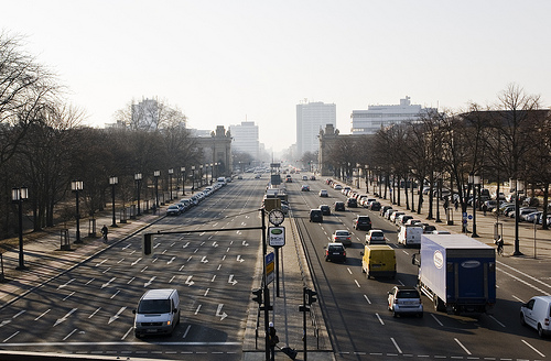 Viel Verkehr in Berlin (Bild: Sebastian Ziebell, CC BY-NC-ND 2.0)