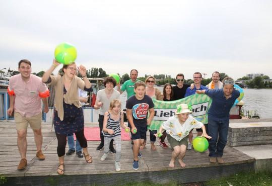 Big Jump Challenge (Bild: Claudia Kristiane Schmidt)