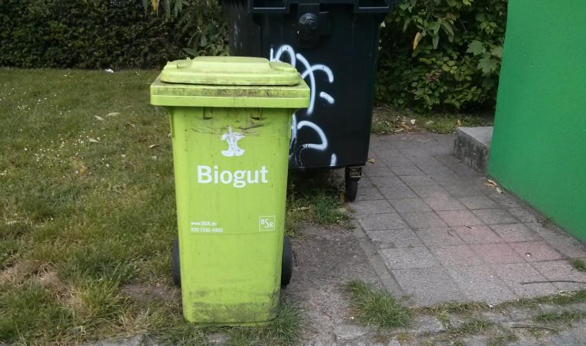Biotonne in Berlin (Bild: Katharina-Franziska Kremkau/Silke Gebel, MdA; CC-BY-4.0)