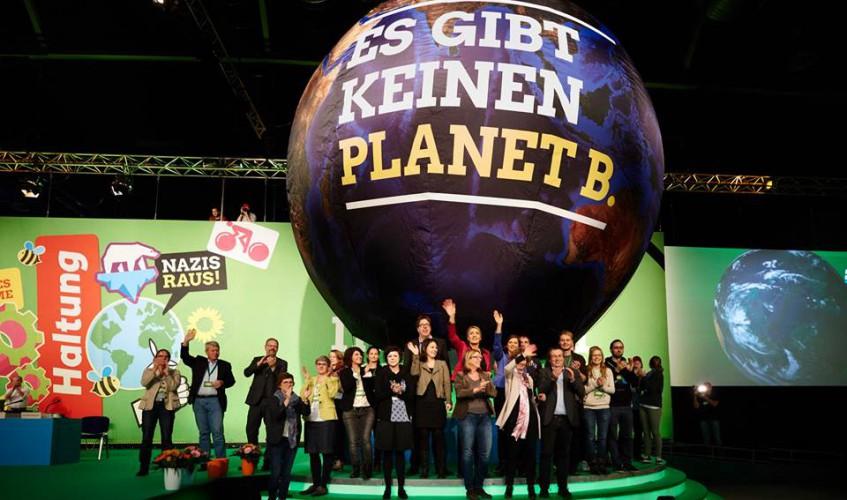 Gruppenfoto der BDK 2015 in Halle (Bild: Harry Weber)